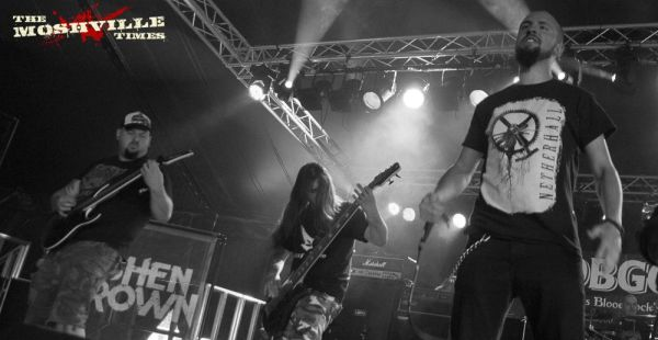 Bloodstock 2017 Interview: Kieran and Chris from Ashen Crown