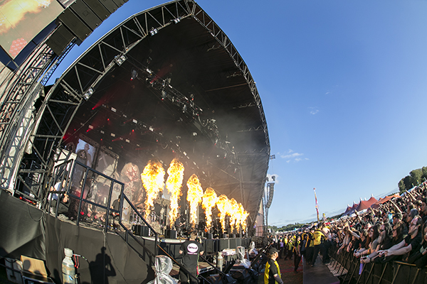 "Bloodstock Day 2: ""Ghosts, Ghouls and enemies of God"""