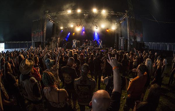 "Bloodstock 2017 ""The Day Before the Madness"""