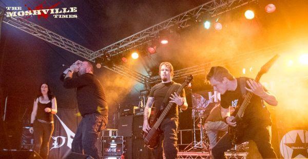 Bloodstock 2017 Interview: Devil's Playground