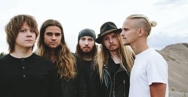 Album Review: H.E.A.T – Live at Sweden Rock Festival