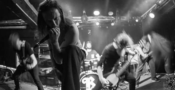 Jenova – new video and interview with singer Brian Harrington