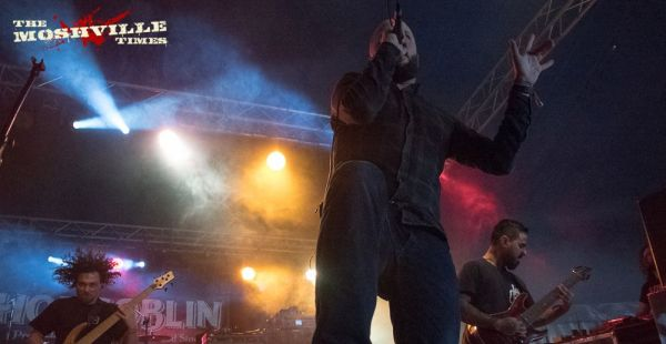 Bloodstock 2017 Interview: Adam and Stuart of Sentience