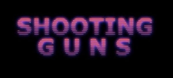 Band of the Day: Shooting Guns