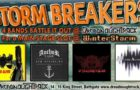 Storm Breakers: Anchor Lane / Stoneface / Gordon's Alive / The Audiorayz – Dreadnought Rock, Bathgate (18th August 2017)