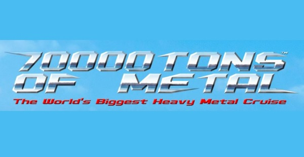 70000 Tons of Metal announce first bands for 2020