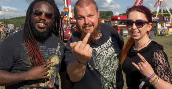Sean's Bloodstock 2017 review: Sunday