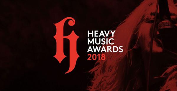 Heavy Music Awards back for 2018