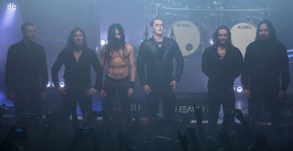 Satyricon / Suicidal Angels – Heaven, London (29th Sept 2017)