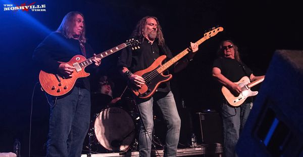The Kentucky Headhunters / Bad Touch / The Swamp Born Assassins – O2 ABC2, Glasgow (10th October 2017)