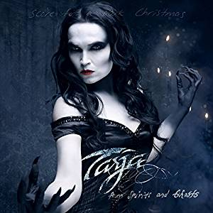 Tarja - From Spirits and Ghosts (Score For A Dark Christmas) CD cover