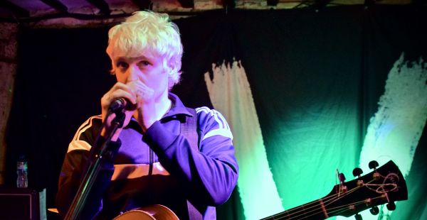 The Virginmarys / Naked Six – Sticky Mike's Frog Bar, Brighton (22nd November 2017)