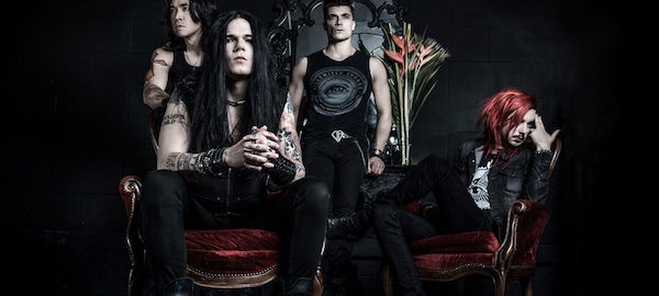 Band of the Day: Diamond Black