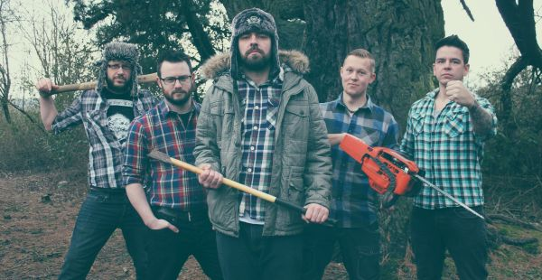 Band of the Day: I Fight Bears