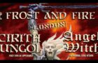 Frost and Fire London announce full lineup and tickets