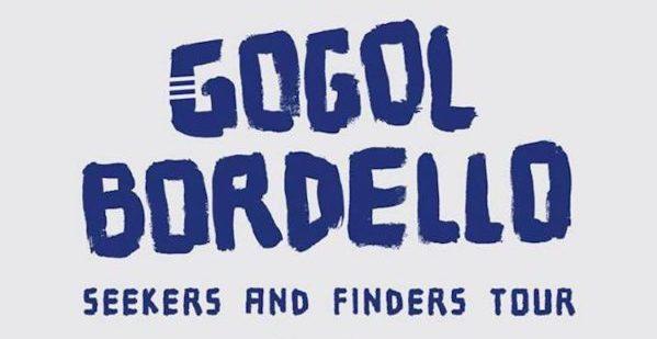 Gogol Bordello / Lucky Chops – Brixton Academy, London (14th December 2017)