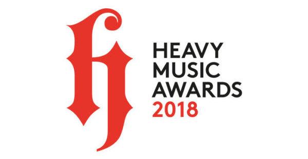 The Fever 333 set to Headline Heavy Music Awards 2018