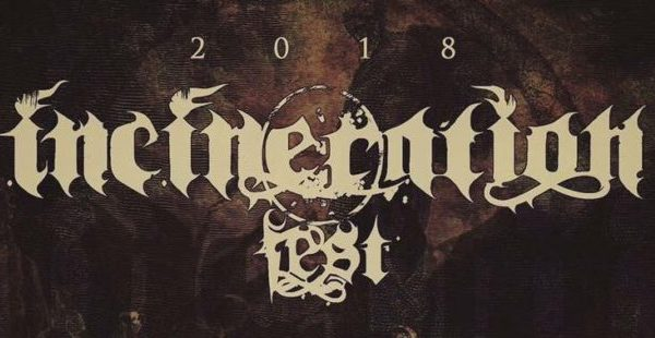 Incineration Fest reveal first 11 bands