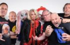"Lawnmower Deth / Kim Wilde ""F U Kristmas"" video is here NOW!"