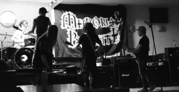 Band of the Day: Memorial Parasite