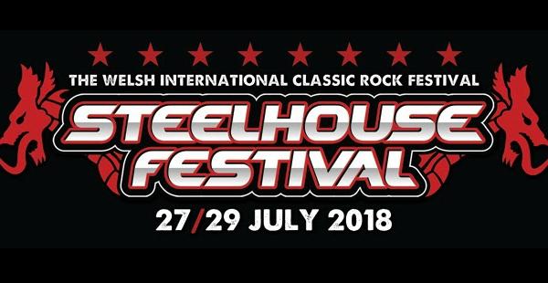 Black Star Riders announced as Steelhouse Festival 2018 headliner