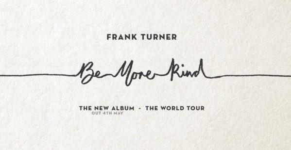 Frank Turner announces new album and UK tour