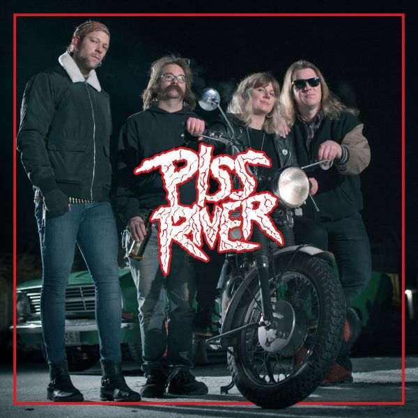 Piss on the river run