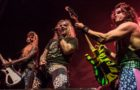 Gig Review: Steel Panther / Inglorious / Wayward Sons – Glasgow O2 Academy, 20th Jan 2018