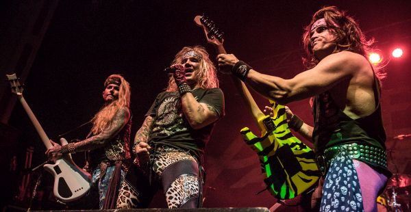 Steel Panther announced as special guests at Ramblin' Man Fair 2018
