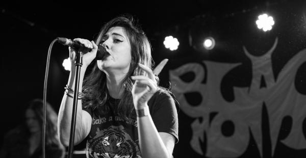 Gig Review: Black Moth / Grave Lines / Killing Man Jaroh – Boston Music Room, London (8th February)