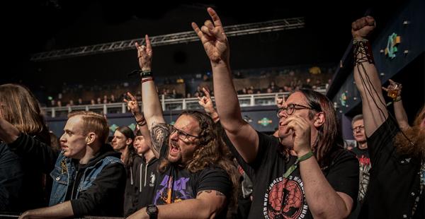 Gig Review: HRH Metal Festival, Birmingham DAY TWO (18th February 2018)