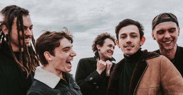 Oceans: exclusive new track stream and EP news