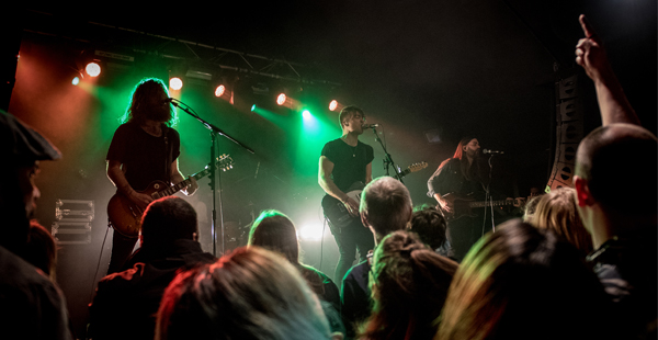 Gig Review: Hunter & The Bear / Upstairs Open – The Garage, London (2nd March 2018)