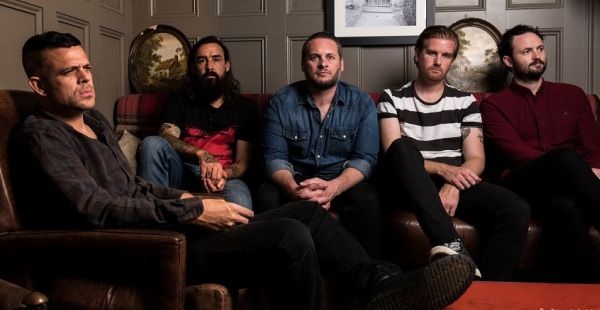 Lonely the Brave announce departure of singer Jakes