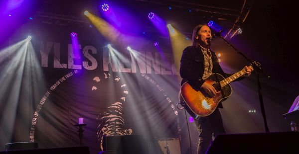 Gig Review: Myles Kennedy – The Garage, Glasgow (20th March 2018)