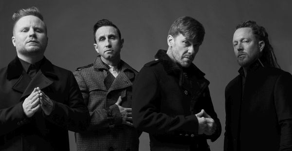 Shinedown announce UK dates for October/November