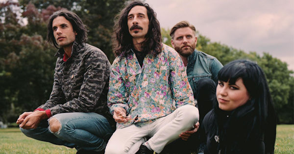 Album Review: Turbowolf – The Free Life
