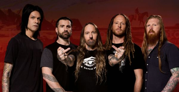 Album Review: DevilDriver – Outlaws 'Til The End, Vol. 1