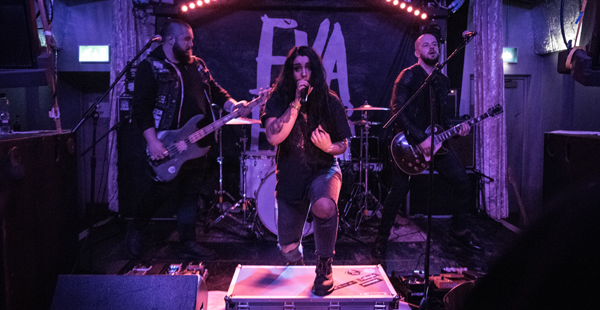 Gig Review: Eva Plays Dead EP launch (with The Cruel Knives, False Heads and Pretty Pistol) – Thousand Island, 26th April 2018