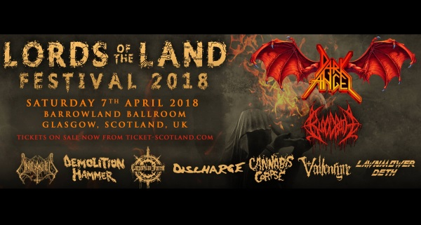 Lords of the Land 2018 – live(ish) review part 2