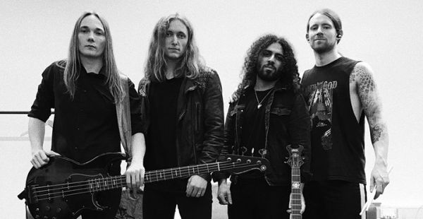 Gig Review: Savage Messiah / The Raven Age, Glasgow Cathouse (15th April 2018)