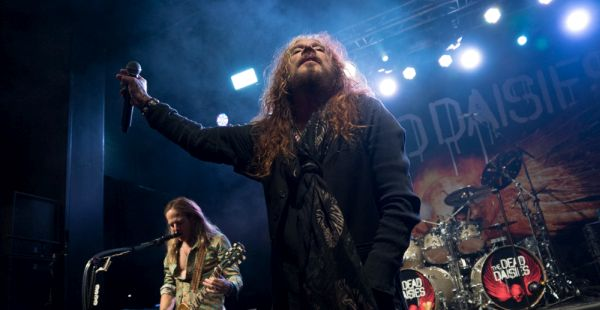 Gig Review: The Dead Daisies / The Amorettes – Manchester Academy 2 (12th April 2018)