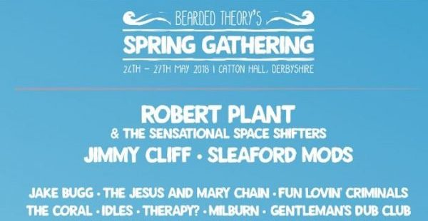 """Bearded Theory Festival launch """"FoodBank Holiday"""" campaign"""