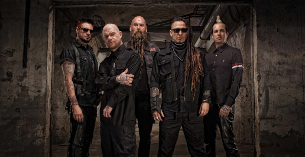 Album Review: Five Finger Death Punch – And Justice For None