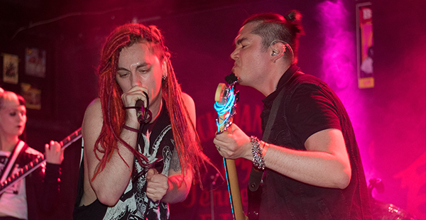 Gig Review: Metal 2 The Masses London – Quarter Final 3 (13th May 2018)