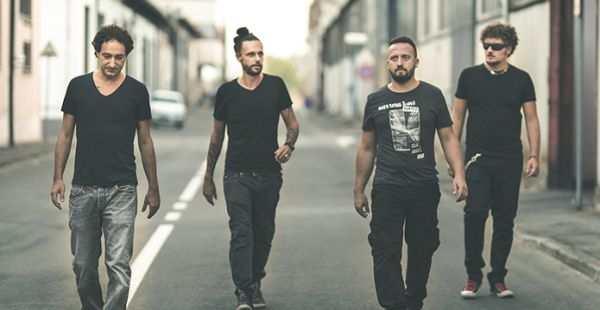 Band of the Day: Redrum04