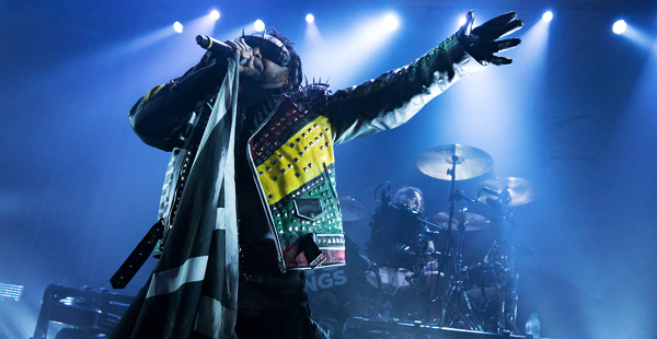 Gig Review: Skindred / CKY / Danko Jones, O2 Academy Manchester (27th April 2018)