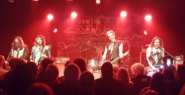 Gig Review: Tragedy – Audio, Glasgow (20th May 2018)