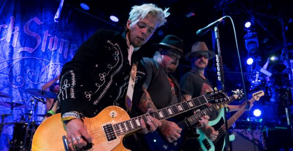Black Stone Cherry December dates announced