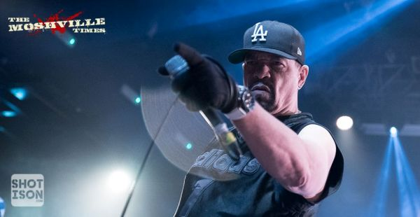 Gig Review: Body Count / Astroid Boys / Crisix – KOKO, London (12th June 2018)